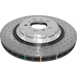 Σετ Δισκόπλακες της DBA Σειρά 5000 Τρυπητές Διαιρούμενες  360x30mm για BMW M3 E90/E92/E93