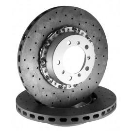 Σετ δίσκοι carbon-ceramic εμπρός της ST για Ferrari 430 Scuderia