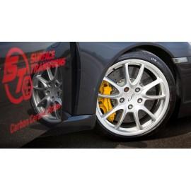 Σετ δίσκοι carbon-ceramic εμπρός της ST για Porsche 997 GT2/GT3/GT3 RS