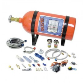 NOS Sniper Wet 4 & 6 Cylinder Nitrous Oxide System