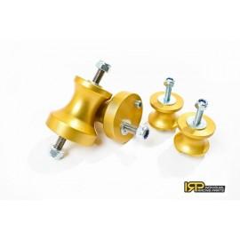 Βάσεις μηχανής & σασμάν αλουμινίου της IRP για BMW E36