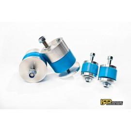 Βάσεις μηχανής & σασμάν αλουμινίου με πολυουρεθάνη της IRP για BMW E36