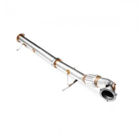 Downpipe με frontpipe της RM Motors για Ford Focus RS Mk2 2.5T 09-11 (311101+311102.2)