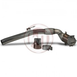 Downpipe με καταλύτη της Wagner Tuning για Group VAG 1.8-2.0 TSi (132KW-206KW)