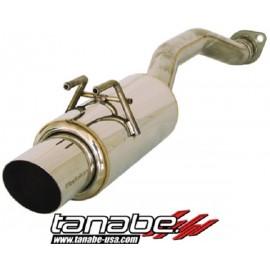 Εξάτμιση της TANABE για Honda Civic 4-Πορτο 07+