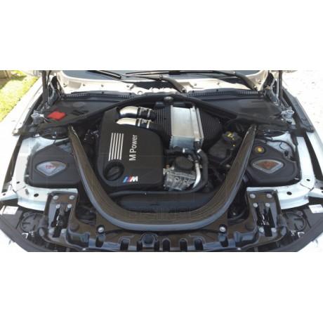 Κιτ εισαγωγής αέρα της Injen για BMW M 3.0l L6 Turbo 2014+