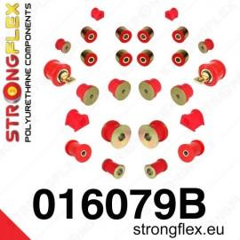Full Κιτ σινεμπλόκ πολυουρεθάνης της Strongflex για Alfa Romeo 147/156/GT