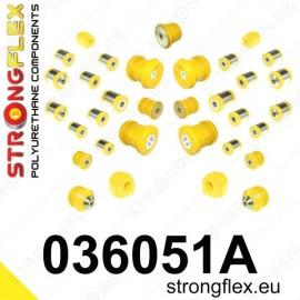 Full Κιτ σινεμπλόκ πολυουρεθάνης Sport της Strongflex για BMW F20/F21/F22/F23/F30/F31/F32/F33/F34/F36