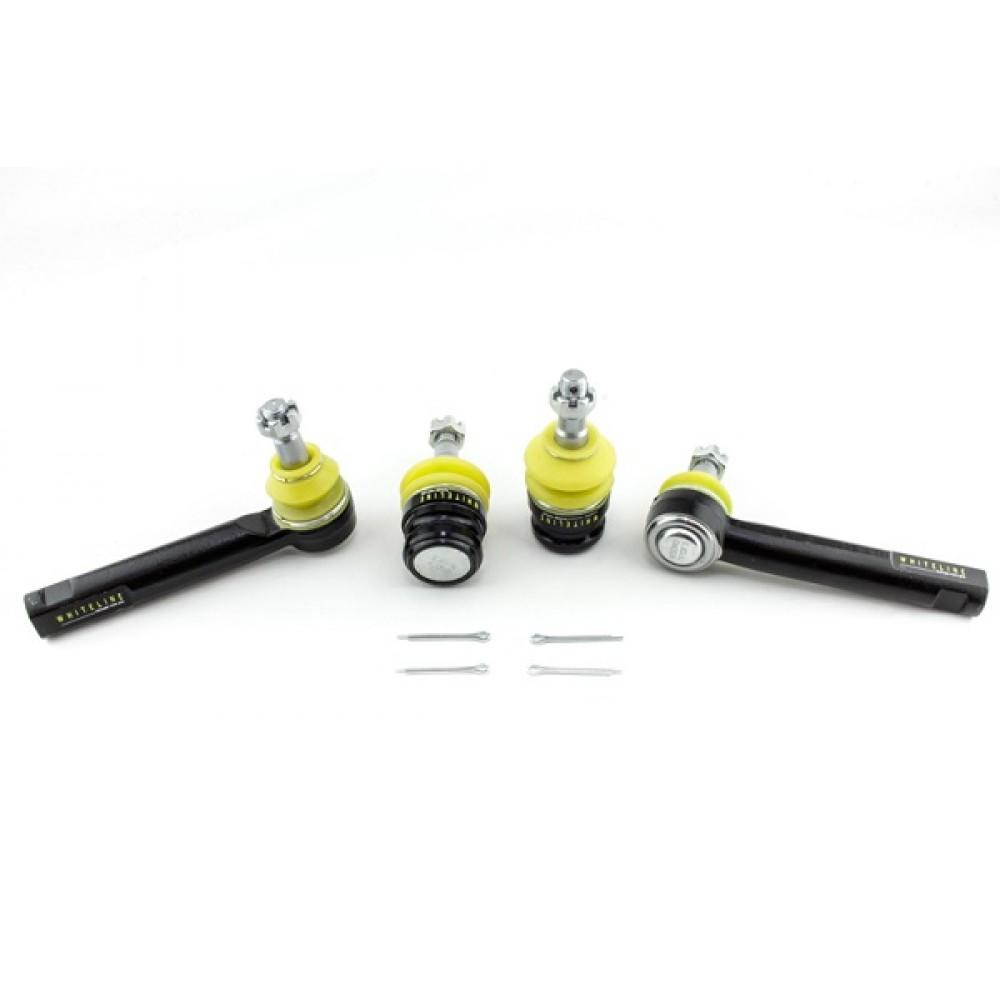 Κιτ ακρόμπαρα + μπαλάκια ψαλιδιών της Whiteline για Saab / Subaru (KCA313)