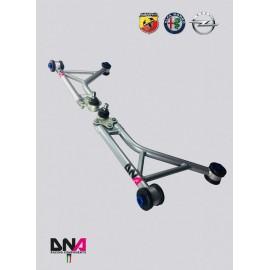 Εμπρός κιτ ψαλιδιών της DNA Racing για Alfa Romeo Mito 2008+
