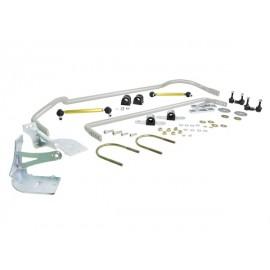 Κιτ αντιστρεπτικών εμπρός & πίσω της Whiteline για Honda Civic FN2 Type R 06-11 (BHK011)