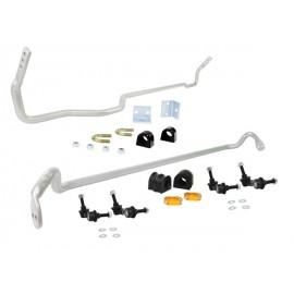 Κιτ αντιστρεπτικές εμπρός & πίσω της Whiteline για Subaru Forester SG 02-08, incl. turbo (BSK003)