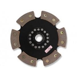Δίσκος συμπλέκτη 6-φτερος για Subaru / Saab
