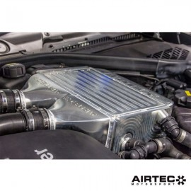 Chargecooler της Airtec Motorsport για BMW S55 (M2 Competition F87, M3 F80, M4 F82/83) (ATINTBMW6)