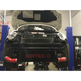 Intercooler 60mm core της Airtec για Fiat 500 Abarth Automatic Gearbox