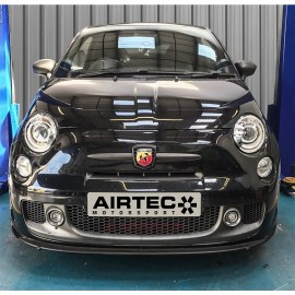 Intercooler της Airtec για Fiat 595 Abarth 60mm core Automatic Gearbox