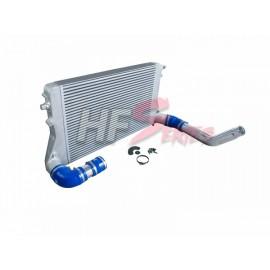 Intercooler V2 της HF για Group VAG 1.4/1.8/2.0 TFSi