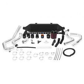 Intercooler Kit της Mishimoto για Subaru Impreza STi 08+ Μαύρο με Κιτ Φιλτροχοάνης