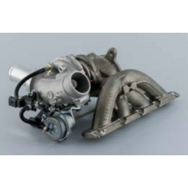 Τουρμπίνα της Loba Motorsport για Audi 2.0 TFSi Longitudinal A4, A5, A6, Q5, Q7 μέχρι 400PS (1013400)