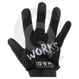 Γάντια Μηχανικού της QSP Μαύρα