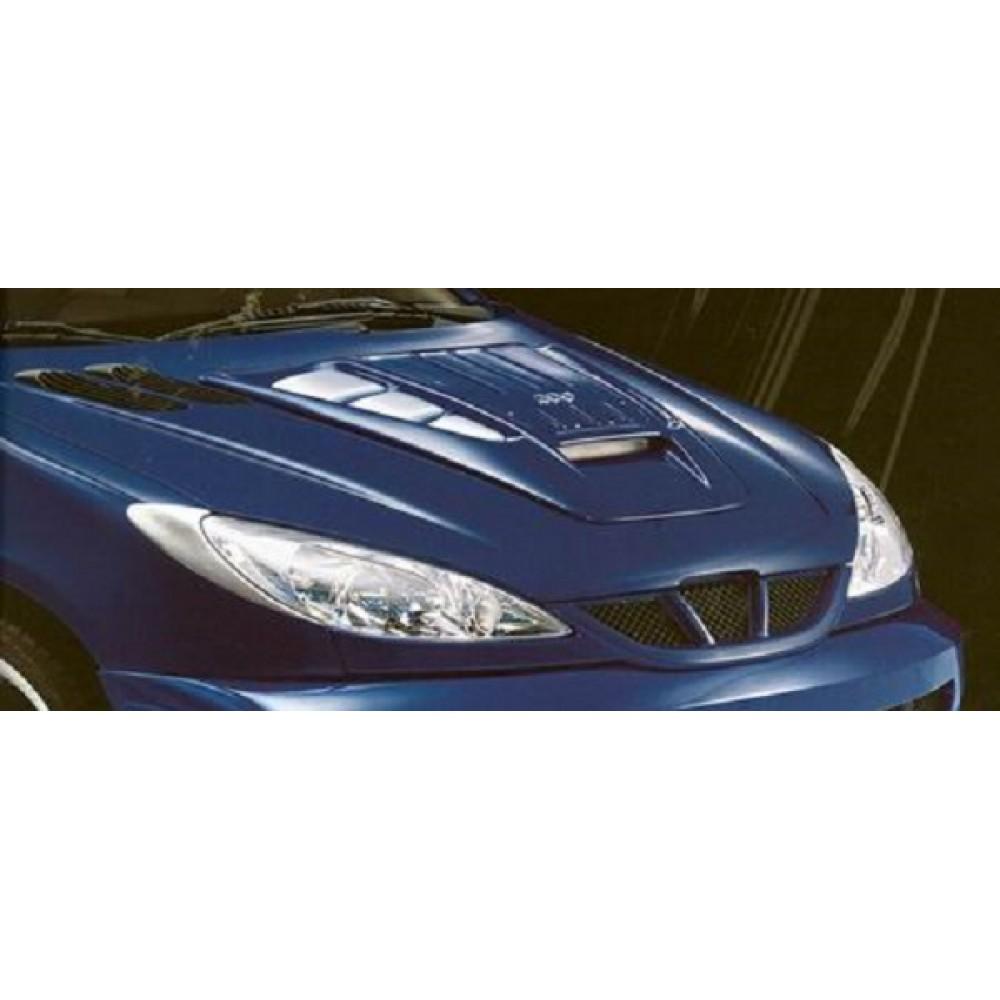 Μάσκα εμπρός της Orciari για Peugeot 206