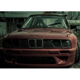 Bodykit της E.T.S. για BMW E30, Rocket Bunny Style