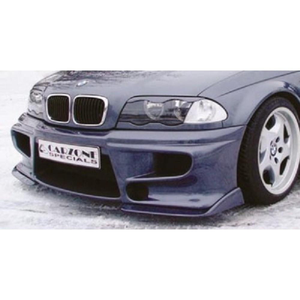 Bodykit της Carzonespecials για BMW E46