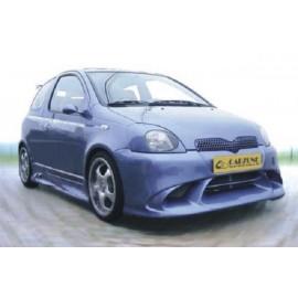 Bodykit της Carzonespecials για Toyota Yaris 99-05