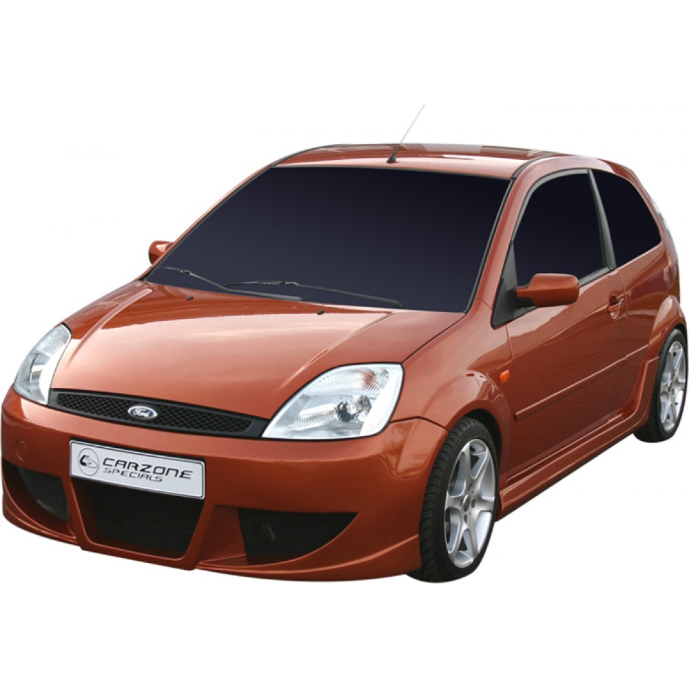 Bodykit της Carzonespecials για Ford Fiesta 02-07