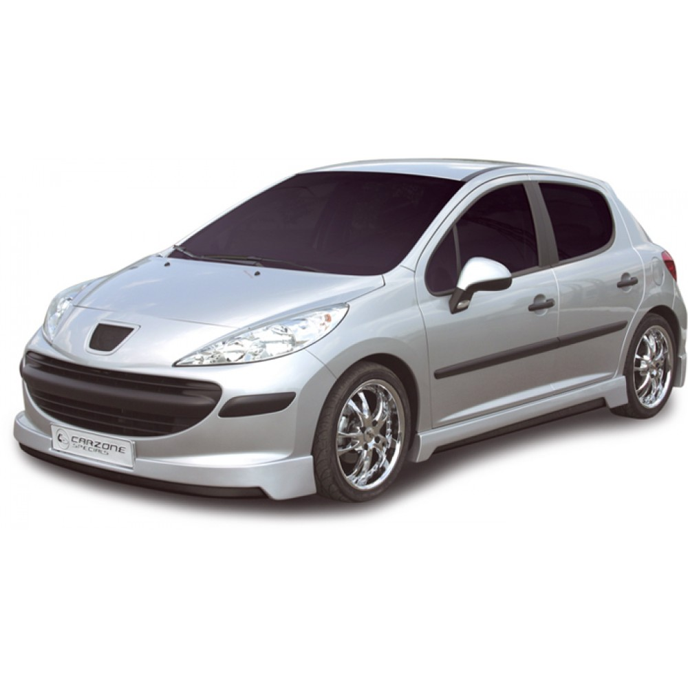 Bodykit της Carzonespecials για Peugeot 207