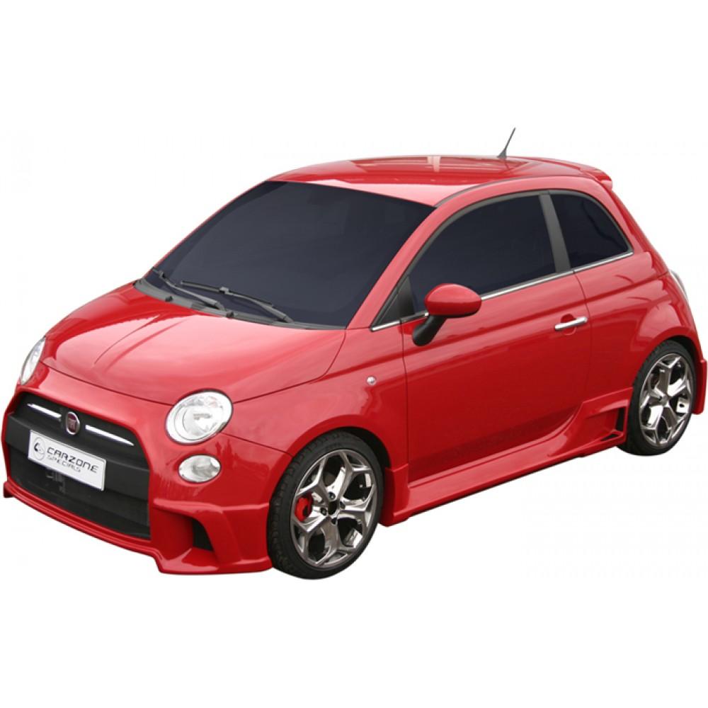 Bodykit της Carzonespecials για Fiat 500
