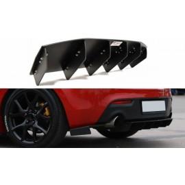 Διαχύτης πίσω της E.T.S. για Mazda 3 MK2 MPS πλαστικός