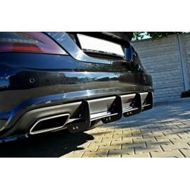 Διαχύτης πίσω της E.T.S. για Mercedes CLS C218 AMG πλαστικός