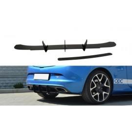 Διαχύτης πίσω της E.T.S. για Opel Astra J OPC πλαστικός