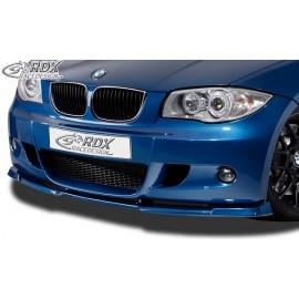 Εμπρός spoiler της RDX για BMW Σειρά 1 E81/E87 & E82/E88