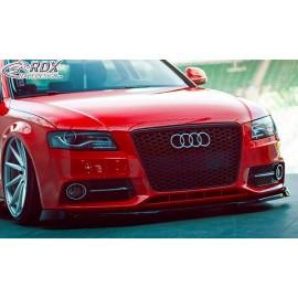 Εμπρός spoiler της RDX για Audi A4 / S4 B8
