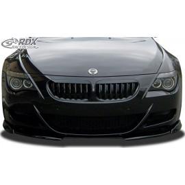 Εμπρός spoiler της RDX για BMW E63 M6
