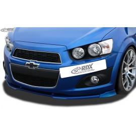 Εμπρός Spoiler της RDX για Chevrolet Aveo T300
