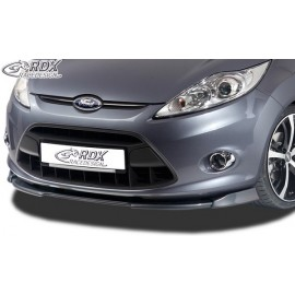 Εμπρός Spoiler της RDX για FORD Fiesta MK7 JA8 JR8 2008+