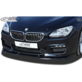 Εμπρός Spoiler της RDX για BMW Σειρά 6 F06 Gran Coupe