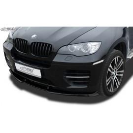 Εμπρός Spoiler της RDX για BMW X6 E71 (incl. M50)