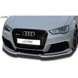 Εμπρός Spoiler της RDX για Audi A3 / S3 / RS3 8V