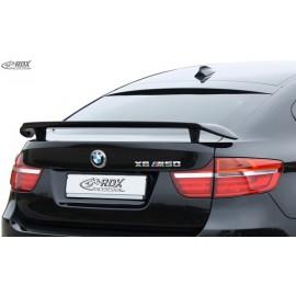 Αεροτομή της RDX για BMW X6 E71