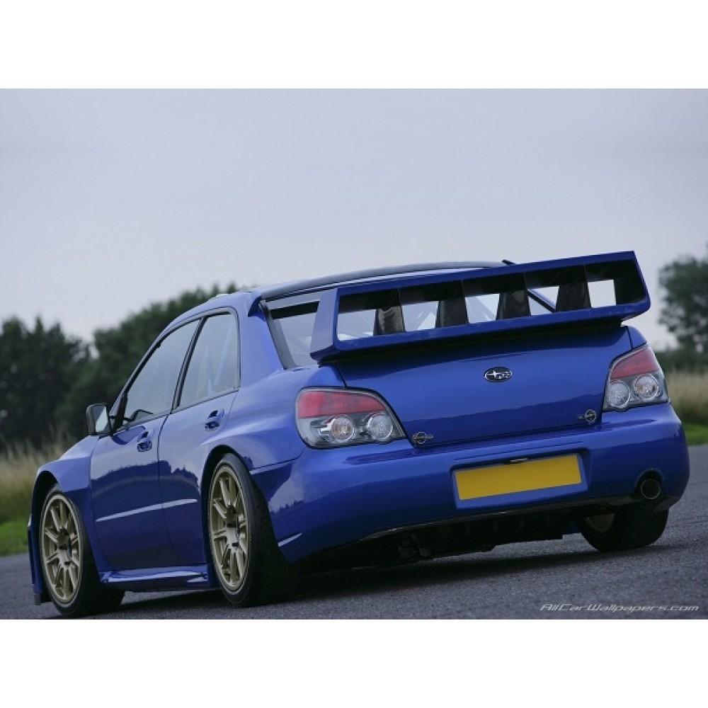 Αεροτομή πολυεστερική της E.T.S. τύπου WRC για Subaru Impreza 2001-2007