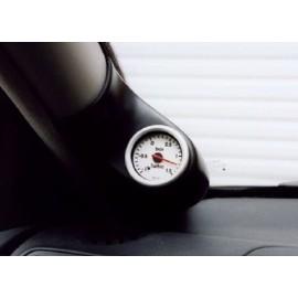 Βάση οργάνων κολώνας μονή της RGM για Peugeot 206